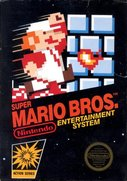 Cover zu Super Mario Bros. - NES
