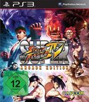 Cover zu Super Street Fighter 4: Arcade Edition - PlayStation 3