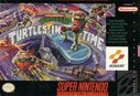 Cover zu Teenage Mutant Ninja Turtles IV: Turtles in Time - SNES