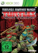 Cover zu Teenage Mutant Ninja Turtles: Mutants in Manhattan - Xbox 360