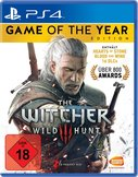 Cover zu The Witcher 3: Wild Hunt - Game of the Year Edition - PlayStation 4