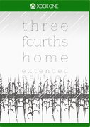 Cover zu Three Fourths Home: Extended Edition - Xbox One