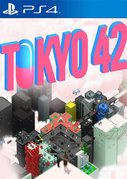 Cover zu Tokyo 42 - PlayStation 4
