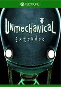 Cover zu Unmechanical Extended - Xbox One