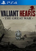 Cover zu Valiant Hearts: The Great War - PlayStation 4