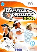 Cover zu Virtua Tennis 2009 - Wii