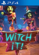 Cover zu Witch It - PlayStation 4