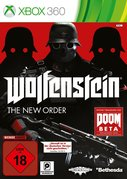 Cover zu Wolfenstein: The New Order - Xbox 360