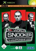 Cover zu World Snooker Championship 2005 - Xbox