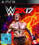 Cover zu WWE 2K17 - PlayStation 3