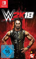 Cover zu WWE 2K18 - Nintendo Switch