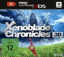 Cover zu Xenoblade Chronicles 3D - Nintendo 3DS