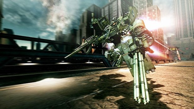 From Software arbeitet an Armored Core: Verdict Day.