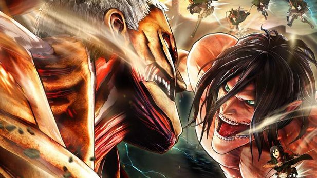 Attack on Titan 2 für pS4, Xbox One & Switch im Test.