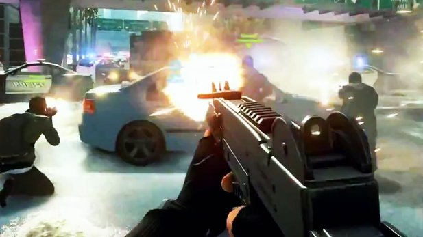 Multiplayer-Trailer von Battlefield Hardline