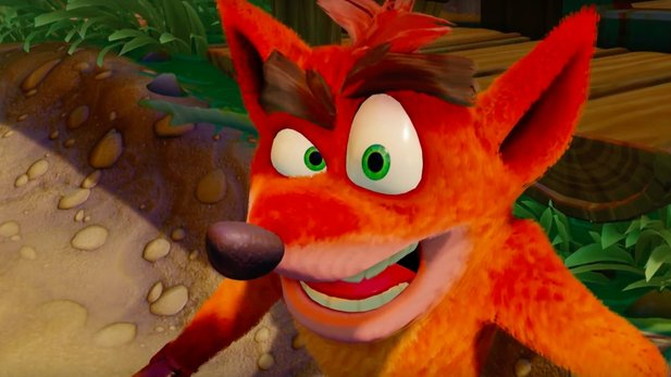 Crash Bandicoot: N Sane Trilogy Collection - Trailer zeigt Unterschiede zwischen Original und Remaster