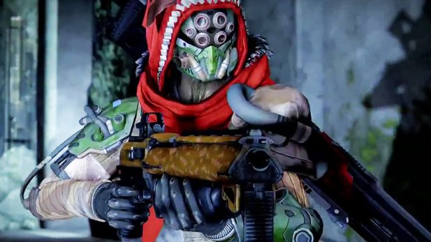 Destiny - Launch-Trailer zur 2. Erweiterung House of Wolves