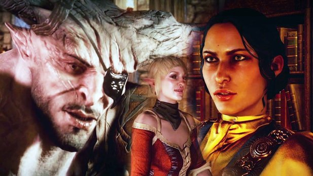 Dragon Age: Inquisition - Die 5 coolsten Begleiter
