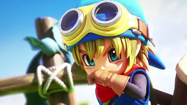 Dragon Quest Builders - Gameplay-Trailer zum Demo-Release