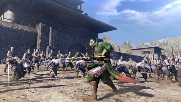 Dynasty Warriors 9 zeigt sich im neuen Gameplay-Video.