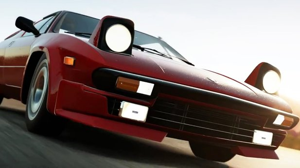 Forza Horizon 2 - Ingame-Trailer zum »Falken Car Pack«