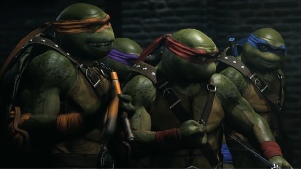 Injustice 2 - Trailer zum Fighter Pack 3 mit den Teenage Mutant Ninja Turtles