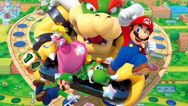 Mario Party 10 - Gameplay-Trailer