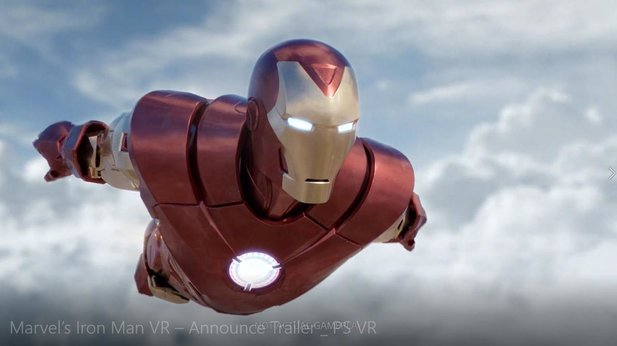 Marvel's Iron Man VR - Trailer announces the free demo of the PSVR exclusive
