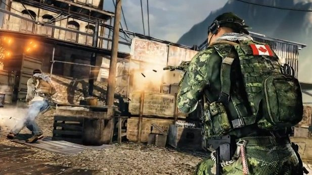 Medal of Honor - Gameplay-Trailer zum Hunt- bzw. Zero-Dark-Thirty-DLC