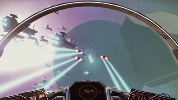 No Man's Sky - Fight-Trailer zeigt Kampf-Szenen