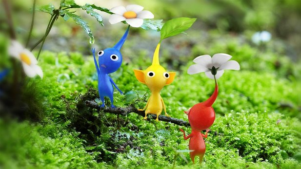 Pikmin 3 - Test-Video zum Wusel-Strategiespiel