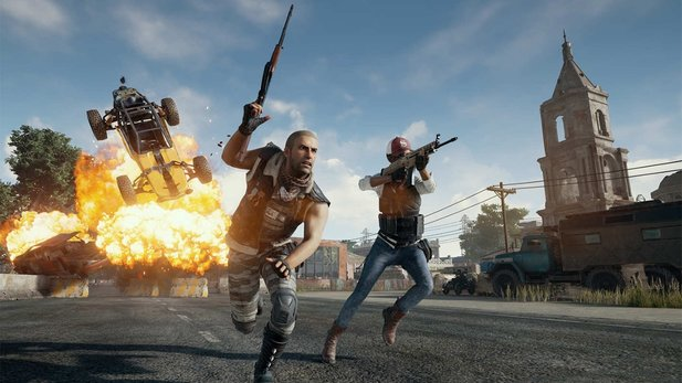 Playerunknown's Battlegrounds: Update 2 für Xbox One ist da.