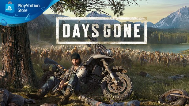 preorder angebot im ps store days gone jetzt. Black Bedroom Furniture Sets. Home Design Ideas