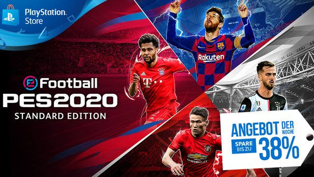 PS Store PES 2020