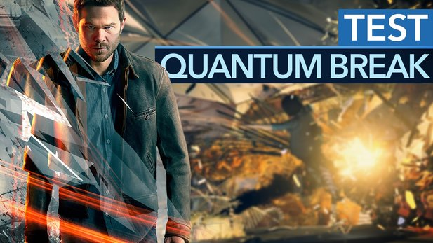 Quantum Break - Test-Video zum Zeitreise-Actionspiel