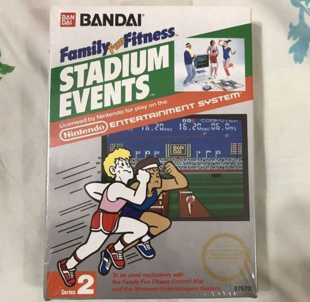 Stadium Events // Foto: deavile8/eBay