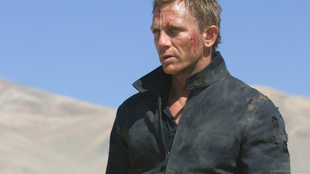 James-Bond-Darsteller Daniel Craig.