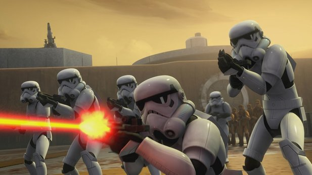 Star Wars Rebels - Making-of zur zweiten Staffel der Animationsserie