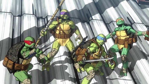 Teenage Mutant Ninja Turtles: Mutants in Manhattan - Launch-Trailer