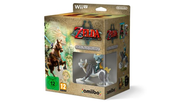 The Legend of Zelda HD Amiibo-Bundle