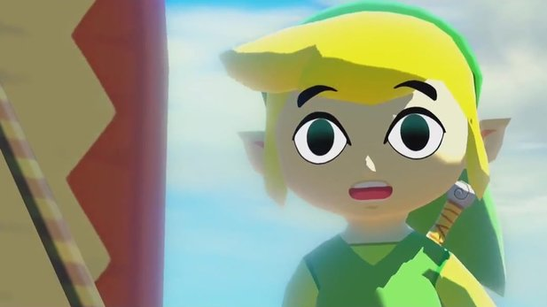The Legend of Zelda: The Wind Waker HD - E3-Trailer zur Zelda-Neuauflage für Wii U