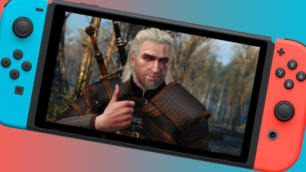 The Witcher 3 für Switch im Test.