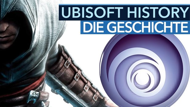 Ubisoft History - Video: Die Geschichte der Assassin's Creed-Macher