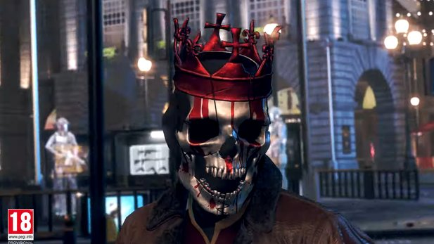 Watch Dogs Legion - E3 2019-Trailer zeigt das beste Feature in Action -
