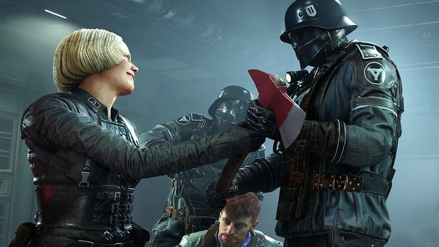 Wolfenstein 2: The New Colossus wird für Xbox One X optimiert.