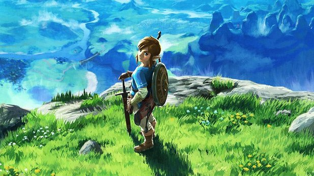 Mirco hat Zelda: Breath of the Wild auf Nintendo Switch gespielt.