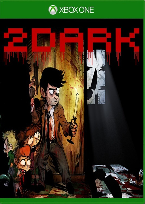 Cover zu 2Dark