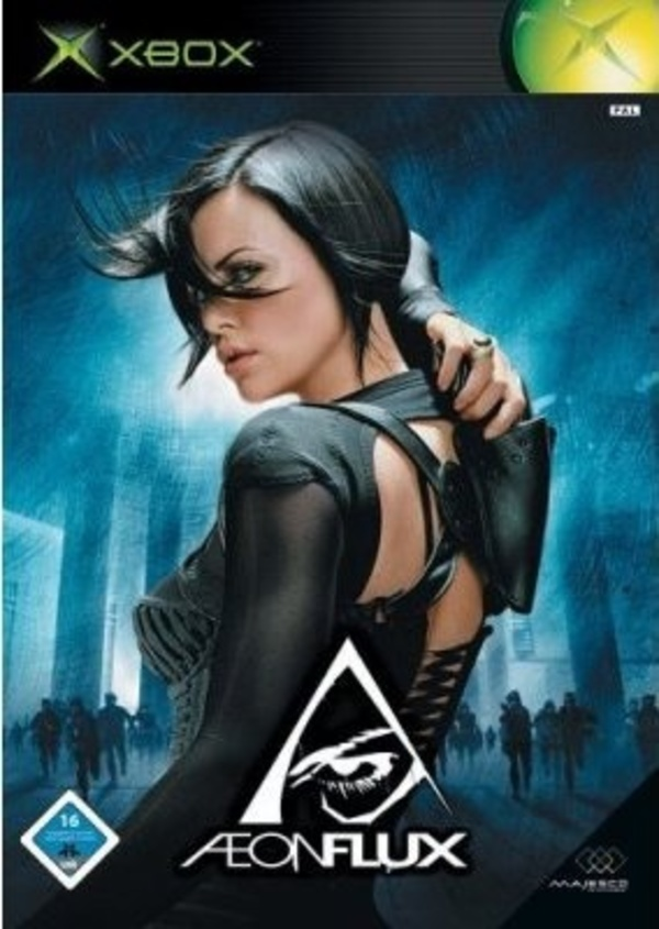 Cover zu Aeon Flux