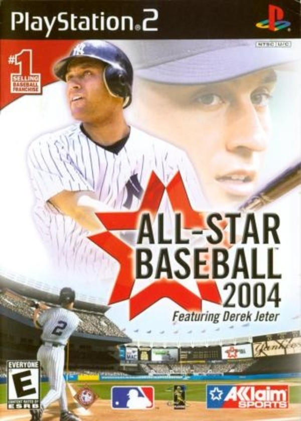 Cover zu All-Star Baseball 2004