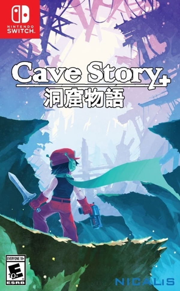 Cover zu Cave Story+